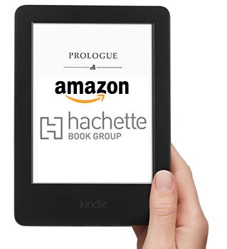 Einträchtig: Amazon und Hachette.