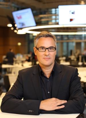 "Jan-Eric Peters, der ""Welt""-Herrscher (Foto: Welt)"