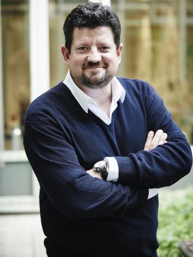Jan Spielhagen ist der Chefkoch von Gruner + Jahr (Foto: Ali Salehi)
