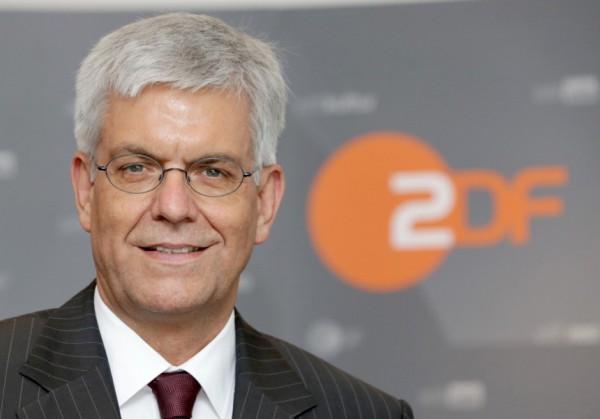 Thomas Bellut: Mainzelmann tritt Mainzelfrau und zeugt zwei Mainzelkinder. (Foto: dpa)