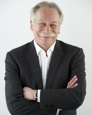 Mr. Media mit Moustache: Thomas Koch (Foto: Clap)