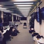 """""""Süddeutsche Zeitung"""" baut neuen Newsroom für Online und Print (Foto: Stefan Plöchinger)"""