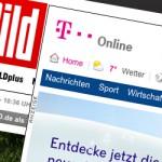 Springer will wohl T-Online kaufen