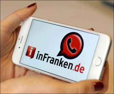 WhatsApp-infranken