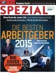 Anzeige: Focus Spezial Beste Arbeitgeber Cover