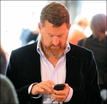 Kai Diekmann, Twitter