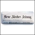 NZZ Neue Zürcher Zeitung 150