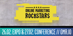 Anzeige: Online-Marketing-Rockstars-Expo-Confeence2015