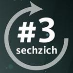 WDR 3sechzich Logo 150