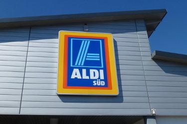 Aldi Süd (Foto: dpa)
