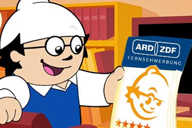 ARD-ZDF-Fernsehwerbung Mainzelmaennchen