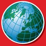 Focus Weltkugel ohne Schriftzug