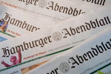 amburger Abendblatt dpa-Bild 375