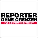 Reporter ohne Grenzen Logo 150
