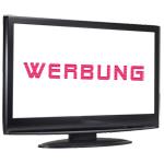 TV-Werbung im Fernseher 150