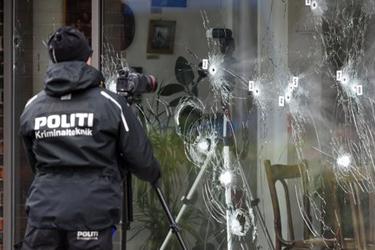 Terrorangriff in Kopenhagen (Foto: dpa)