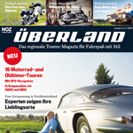 Überland-Tourenmagazin-Cover