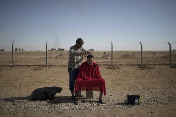 APTOPIX Mideast Iraq Mosul