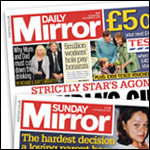 Daily Mirror - Sunday Mirror 150