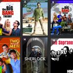 TV-Serien-Collage