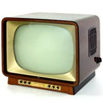 alter Fernseher 150