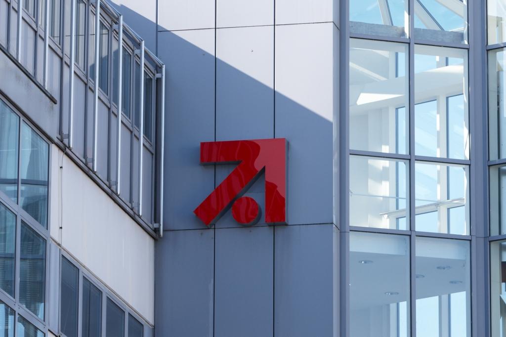 ProSiebenSat.1 Gebäude