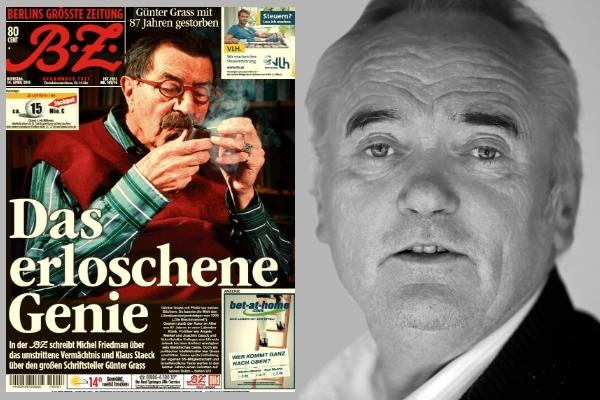 Josef-Otto Freudenreich über BZ 600