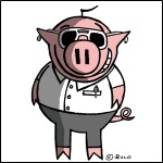 RTL2-Schwein ROI-150