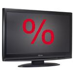TV Fernseher Quoten