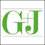 gruner + jahr logo  weiss 150