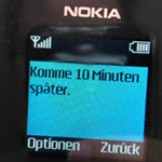 SMS-Symbolbild