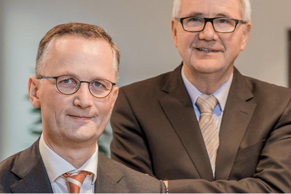 Funke-Doppelspitze - Michael Wüller - Manfred Braun