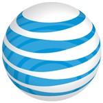 AT&T-Logo ohne Schriftzug-150