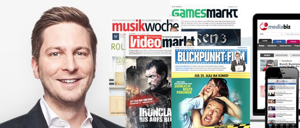 Timo Busch - Busch Entertainment Media Titel