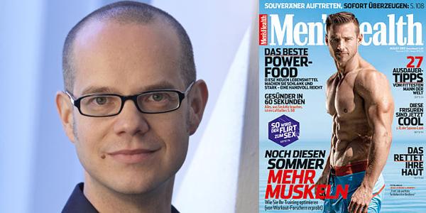 Wolfgang Melcher- MensHealth