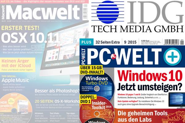 IDG-Macwelt-PCwelt