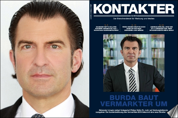 Kontakter vs Burda 600