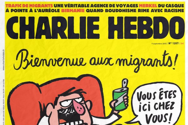 charlie hebdo cover 600