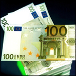 100-Euro-Scheine (Foto:Ulrich Baumgarten /dpa)