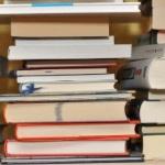 Bücher Buch Bücherstapel 150