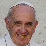 Papst Franziskus dpa 150 (Foto-Evandro Inetti - picture alliance -ZUMA Press)