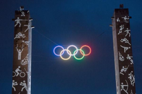 Olympia Symbolbild 600