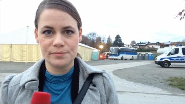 Sandra Sperber, Mobile-Reporter Spiegel Online 600