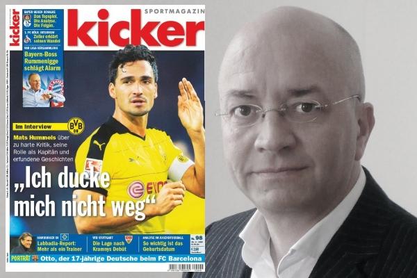 Blattkritik_Robert Sandmann_Kicker_600