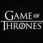 Game of Thrones Schriftzug 150