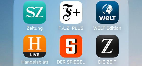 Digitale Zeitungen-600