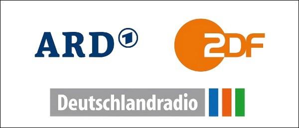 ard, zdf, deutschlandradio