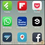 Smartphone-Apps Symbolbild 150