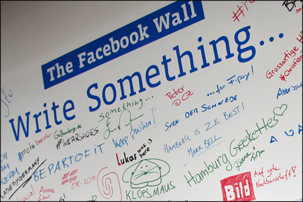 Facebook Wall 600