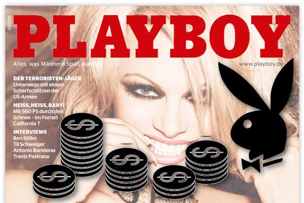 Playboy Verkauf-600